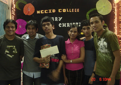 2nd Place Winners - DBT B