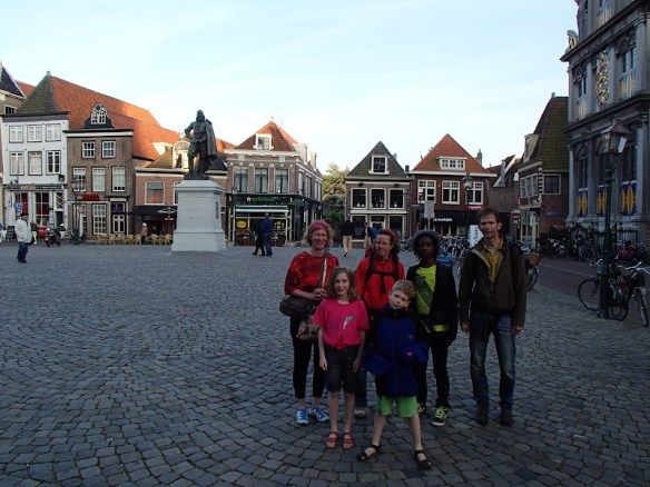 Afscheid in Hoorn