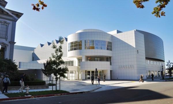 Crocker Art Museum Sacramento California Architecture