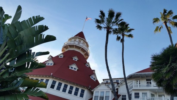 Drinks at Hotel Coronado