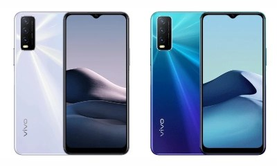 Vivo introduced the Y20 smartphone in August and now Offered a 2021 model