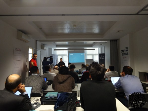 Sigfox Maker Tour Lisboa