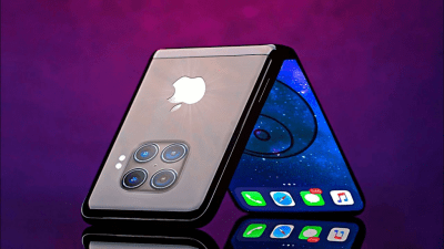 Foldable iPhone is expected to be Launched in 2021