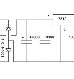 circuit diagram if you want a 5 volt power supply just simply replace the [ 1600 x 734 Pixel ]