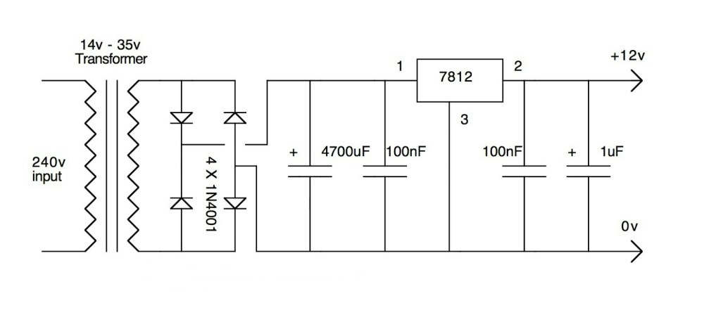 medium resolution of circuit diagram if you want a 5 volt power supply just simply replace the