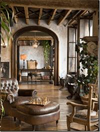 Gerard Butler's Old-World Style Manhattan Loft | New Home ...