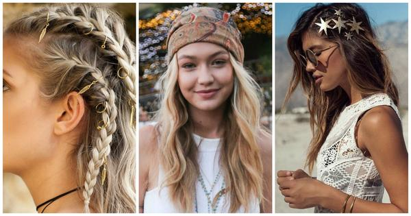 THE BEST MUSIC FESTIVAL HAIR FOR PRETTY LADIES IN ALL VARIOUS OCCASIONS 6