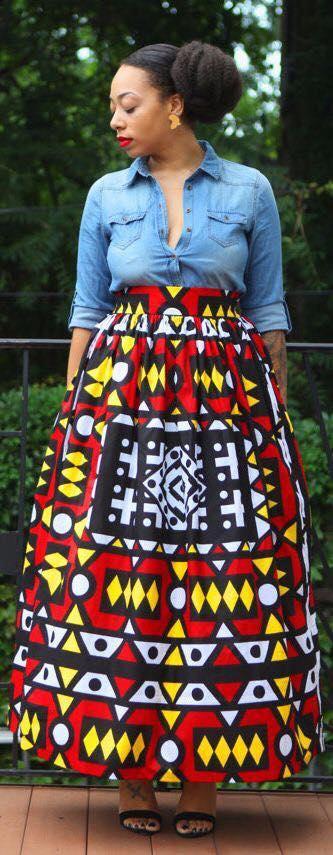 angolan samacaca tribal print dresses 2017   styles 7