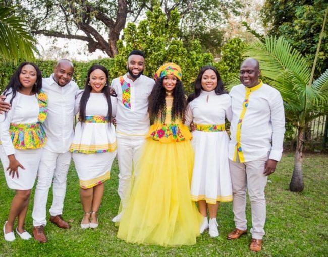 Xhosa Wedding Dresses Styles 2019