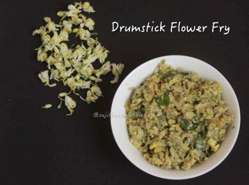 Drumstick Flower Fry1