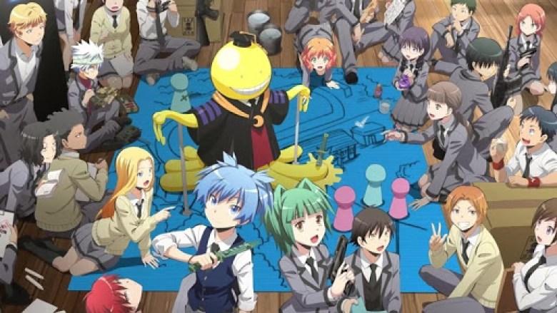 Assassination Classroom_anime_second season