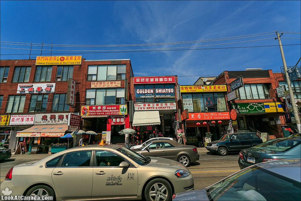 LookAtCanada.com / Прогулка по Торонто 2 | LookAtIsrael.com - Фотографии Израиля и не только...