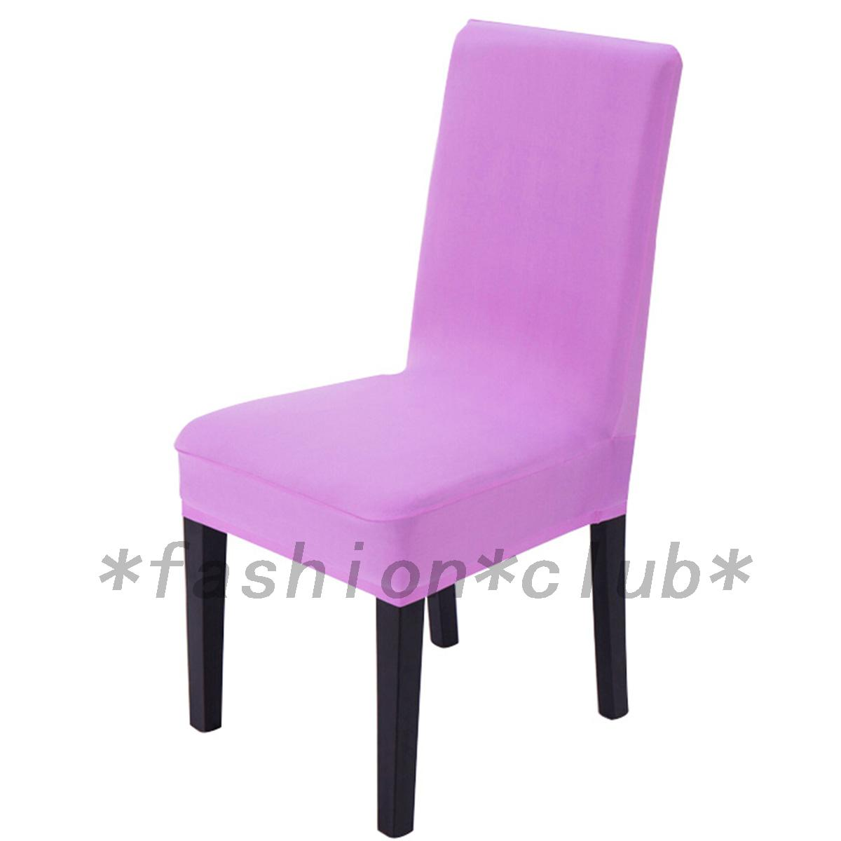 chair covers universal fitted for weddings 1pcs stretch spandex dining room banquet