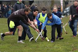 Hockey club Roeselare gestart