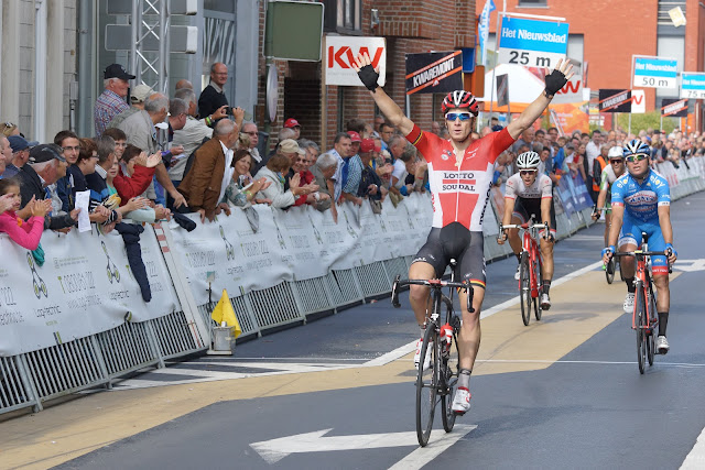 Jurgen Roelandts wint 4e GP Jean-Pierre Monseré in Roeselare