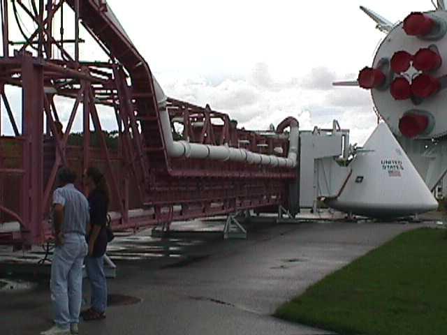2020Apollo - Saturn Service Arm Plaque