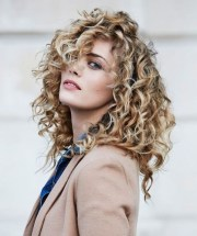 curly hairstyles ideas women