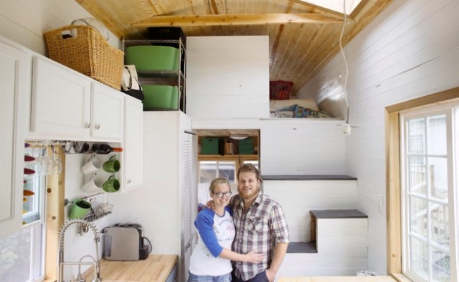 Team Sabin Minot Chapter Tiny House Overview
