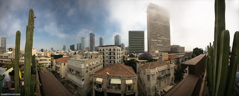 Панорамы: Downtown Тель Авива
