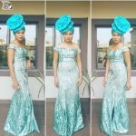 Fabulous Aso Ebi Styles from Past Weekend