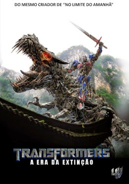Transformers: A Era da Extinção Torrent - 720p HDTS XviD (2014)  Legendado
