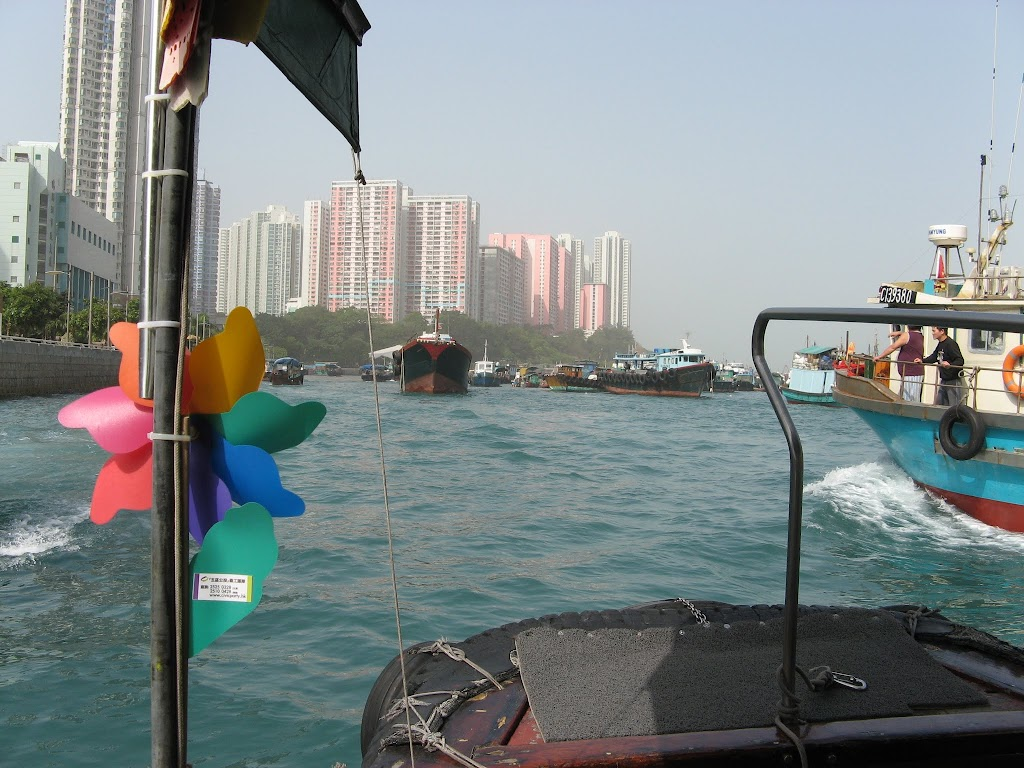 0220Cruise on Victoria Harbour