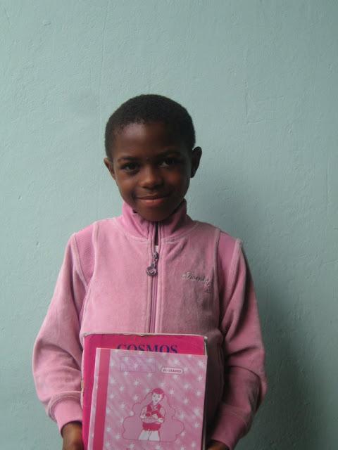Hannah Mokake, Jamadialle Nursery and Primary School Buea