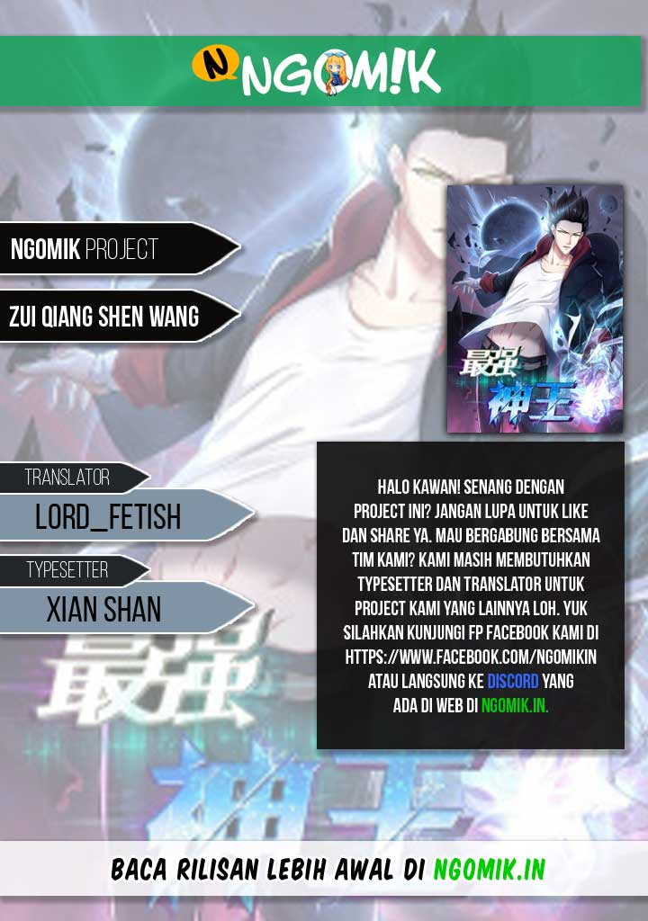 Zui Qiang Shen Wang: Chapter 01 - Page 1