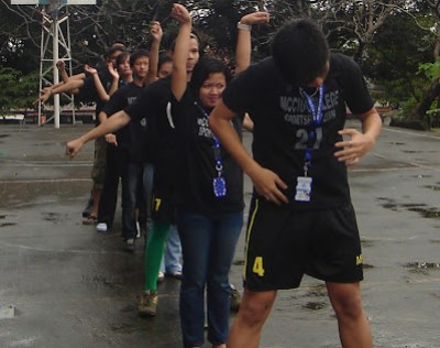 Officers Cheer Dance Team