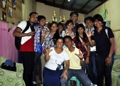 Nehemiah Dungaran's Family (San Mateo, Rizal) - February 24