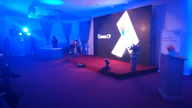 Exclusive Photos From Tecno Camon C9 Launch Event 7