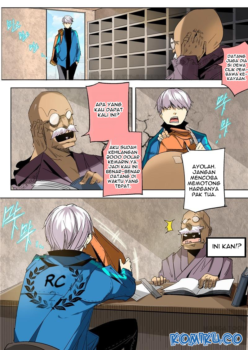 Forty Millenniums of Cultivation Chapter 07 gambar 6