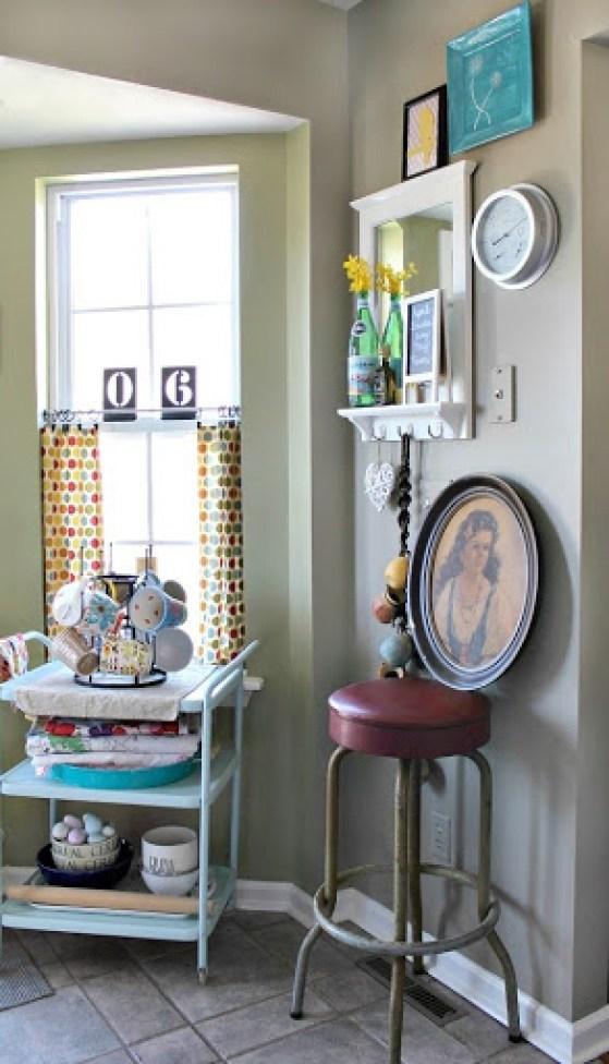 vintage-bar-stool-and-artwork-2