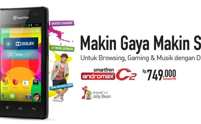 Andromax Ad688g Dual Gsm