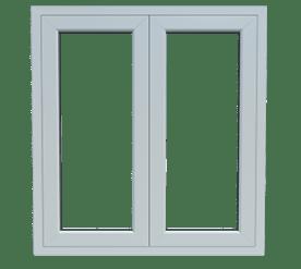 Jendela Kupu Tarung UPVC