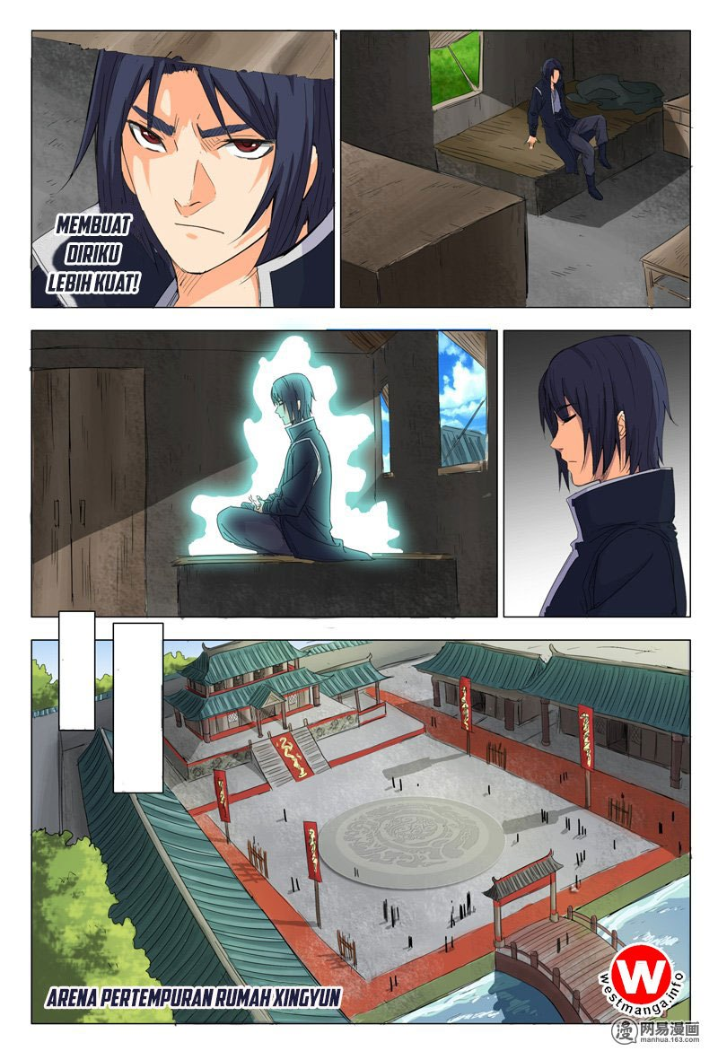 Deity's Path through Ten Thousand Worlds: Chapter 08 - Page 4