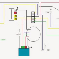 Lambretta Electronic Wiring Diagram 6 Pin Window Switch 12v 28 Images