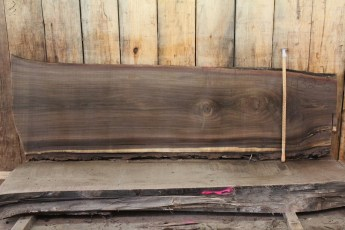 "432 Walnut -6 2 1/2"" x 29"" x 22"" Wide x 8' Long"