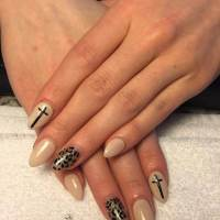 Leopard Nail Art Designs For 2017
