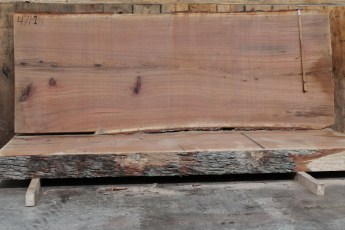 "471 White Oak -2 2 1/2 "" x 52"" x 48"" Wide x 10' Long"