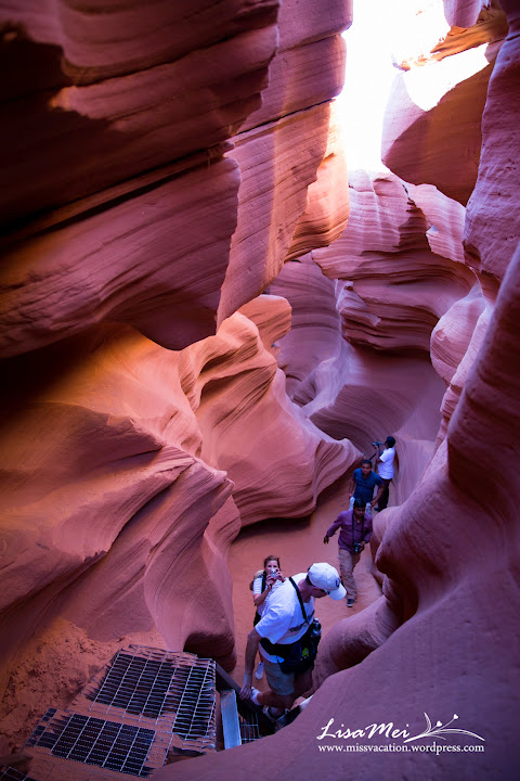antelope canyon the wave