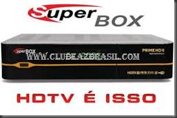 SUPERBOX PRIME II HD