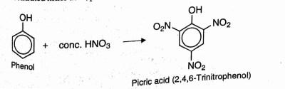 Nitration Of Phenol, Phenol reactions , phenol notes, crackchemistry
