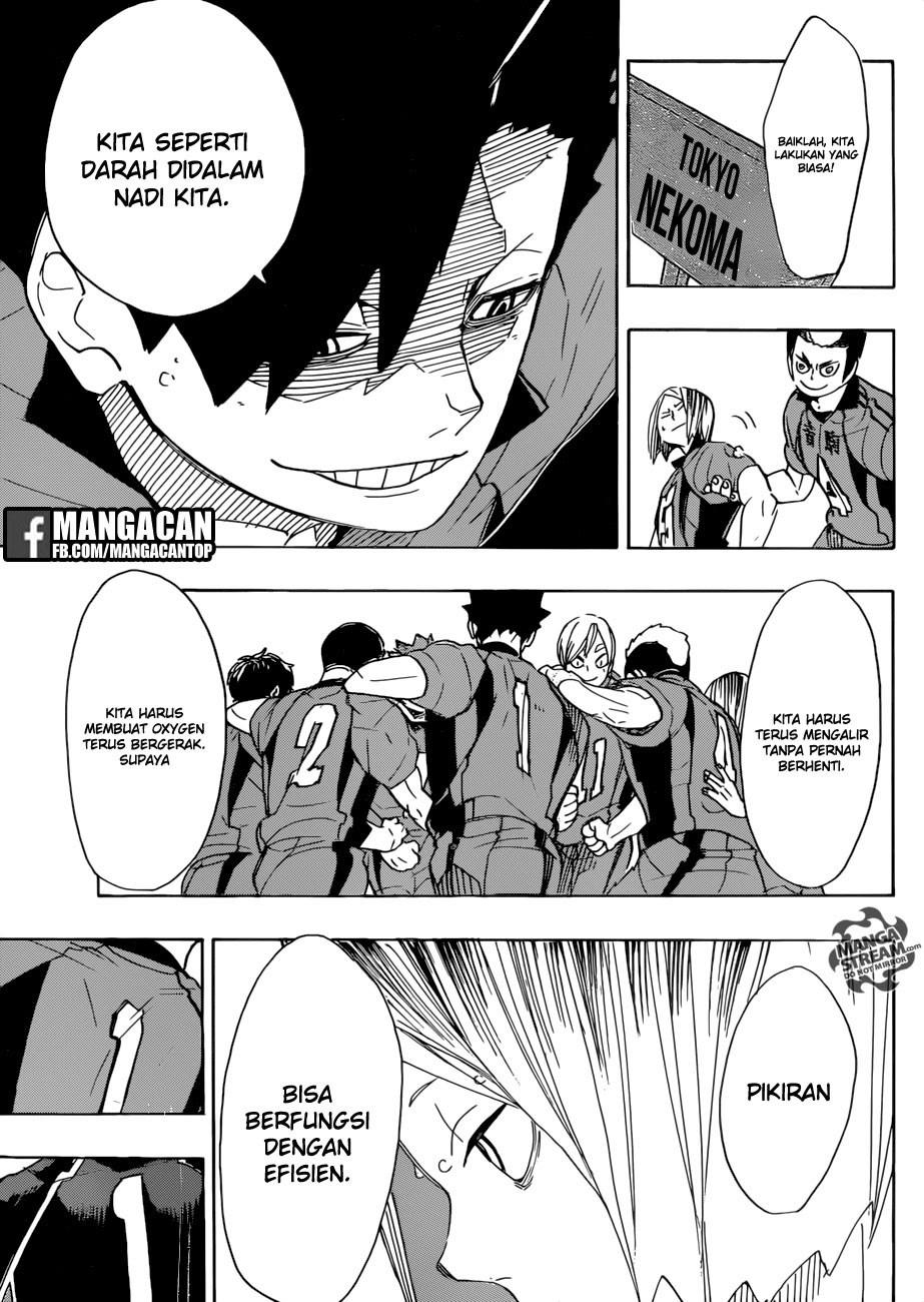 Haikyuu!!: Chapter 294 - Page 5