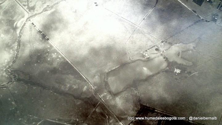 Fotografía aérea 1946 aprox