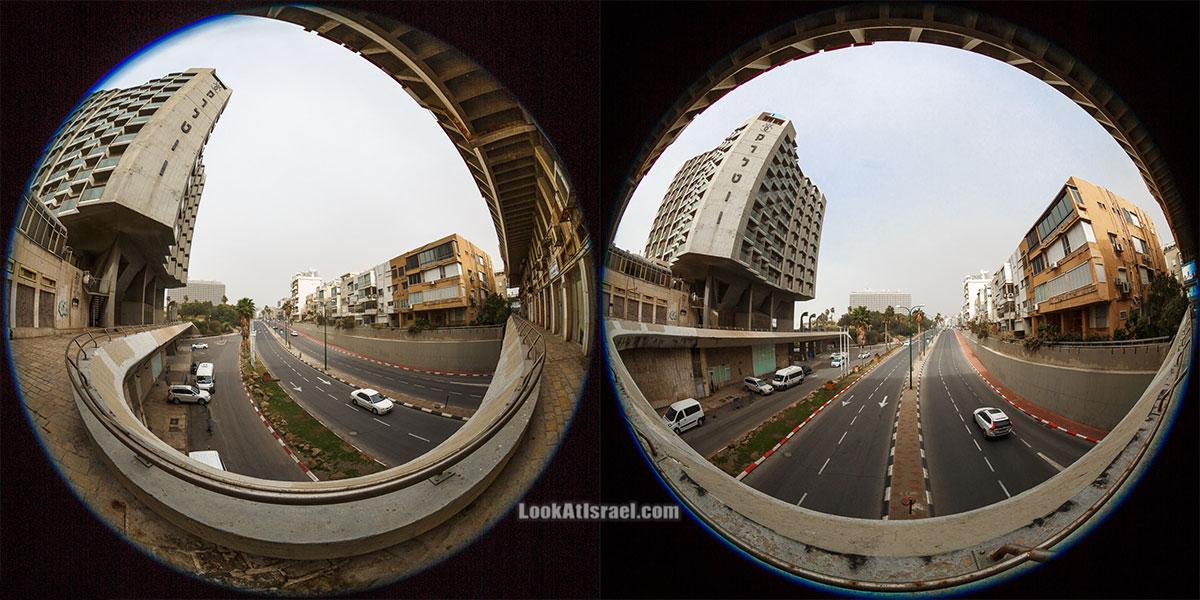 Tel-Aviv wide eyes