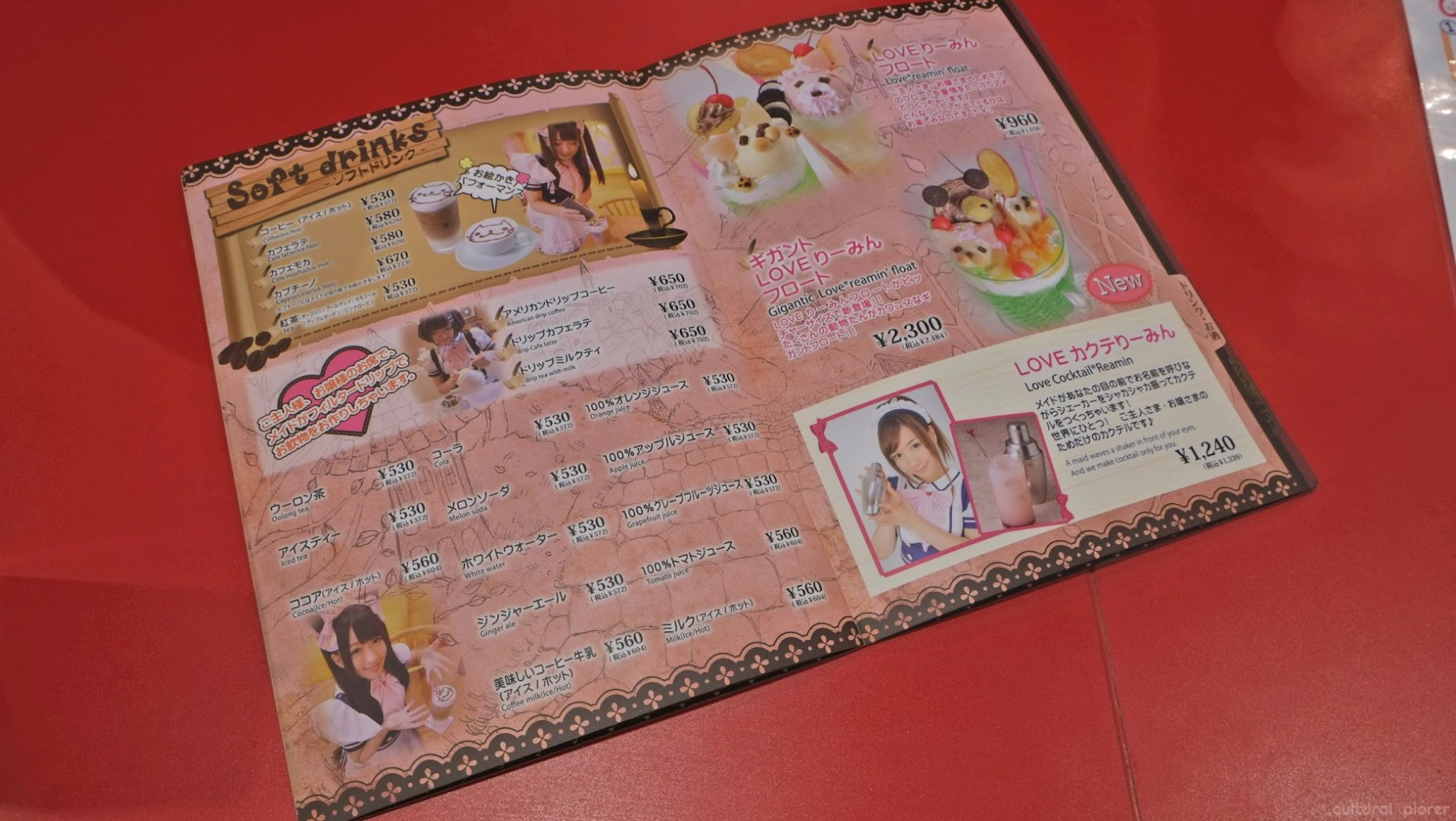 Maidreamin Cafe Akihabara
