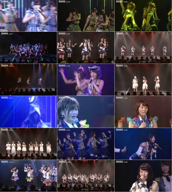 "(LIVE)(公演) NMB48 チームM ""RESET"" 公演 150302"