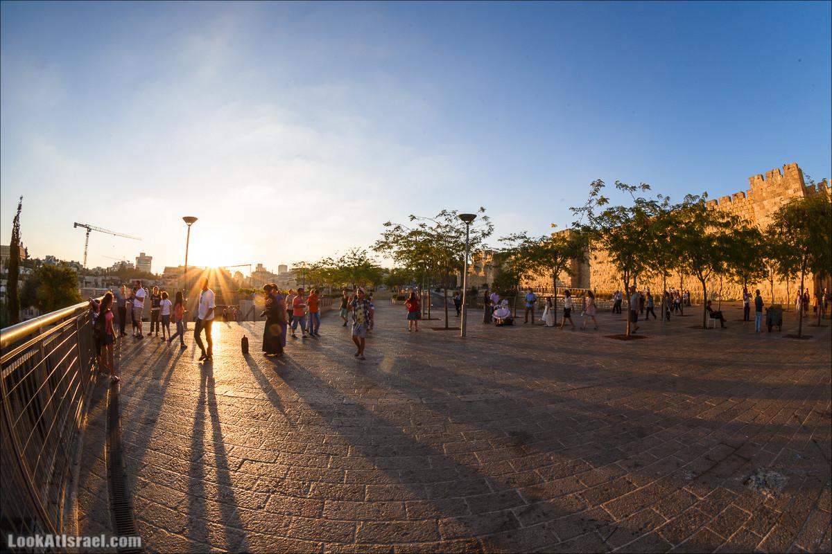 Прогулки по Иерусалиму   LookAtIsrael.com - Фото путешествия по Израилю