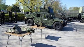 Szkolenie na Jednostce Wojskowej 6 Maja